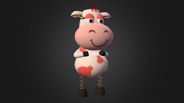 Sketchfab - Toy Cow