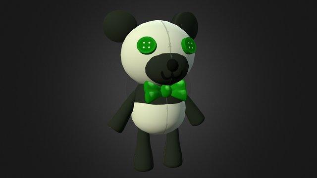 Sketchfab - Toy Panda Bear